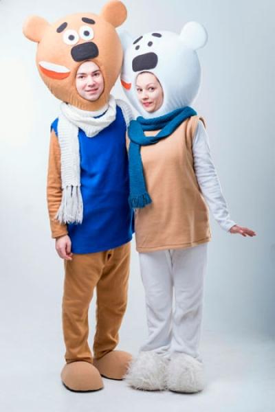 Мимишки Кеша и Тучка