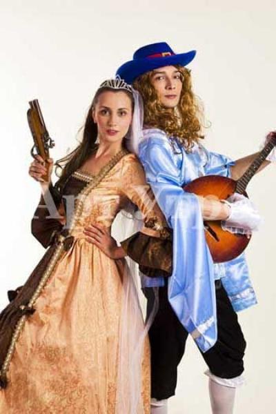 Принцесса и мушкетёр