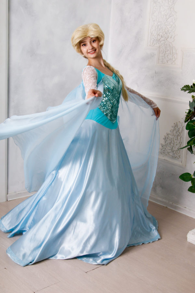 Принцесса Эльза (Холодное сердце)
