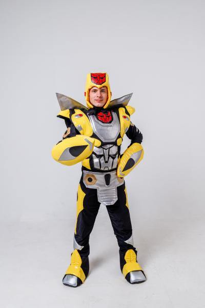 Жёлтый трансформер