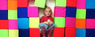 Поролоновое шоу на детский праздник, день рождения